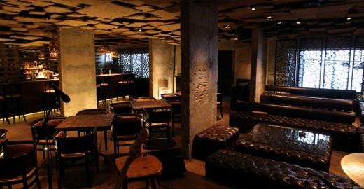 Hamam jazz bar on the list of top 5 best bar designs in for Best bar designs in the world