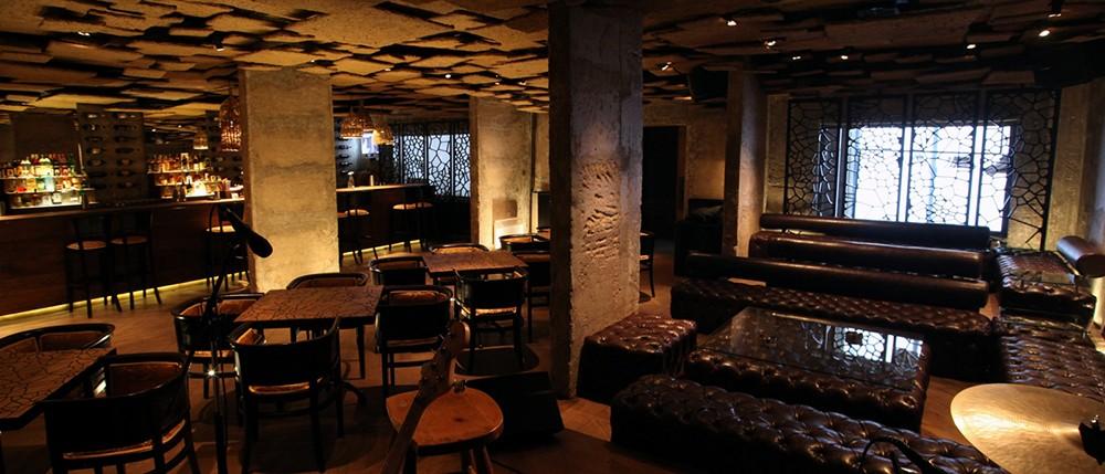 Hamam Jazz Bar Shortlisted For Best Bar Design Of The